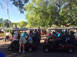 O'Furry's Golf Tournament Patty Jewett